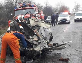 Под Бердичевом произошло ДТП, погибли три человека