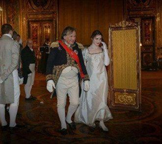 Соколов хотел покончить с собой в костюме Наполеона
