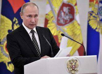 Владимира Путина можно остановить усилиями Европы и ЕС, считает журналист-расследователь - Новости России