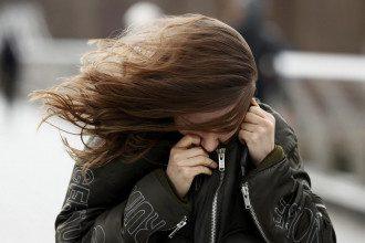 погода, сильний вітер