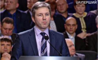 Александр Гриценко вышел на свободу