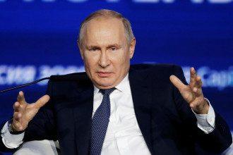 Путін прищепився від коронавірусу