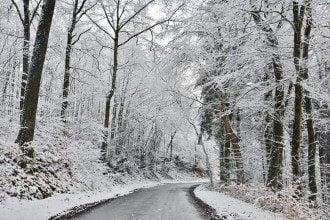 Синоптик - Погода сегодня в Украине будет со снегом и морозами до -23