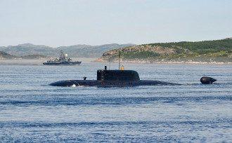 Підводні човни РФ можуть вдарити з Криму