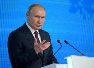 Журналист поделился, что задача Владимира Путина по Донбассу - не допустить движения Украины в Европу - Новости Украины