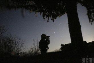 На Донбасі закінчився бій, знищений один бойовик – Новини АТО