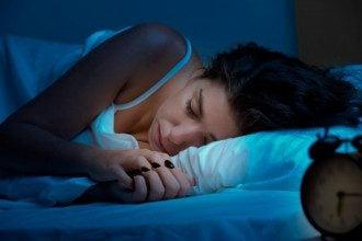 ночной сон