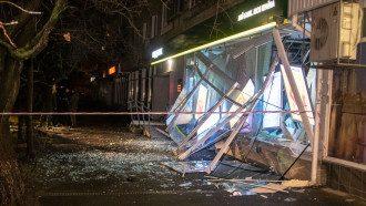 В Киеве ограбили банк / Информатор