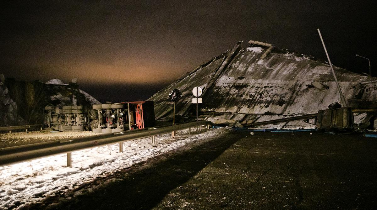 мост, Оренбург