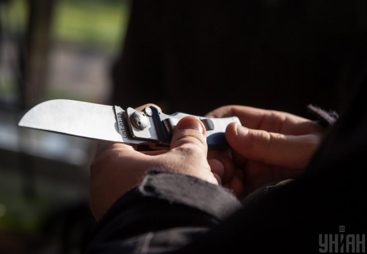 В России зарезаны женщина, юноша и мальчик