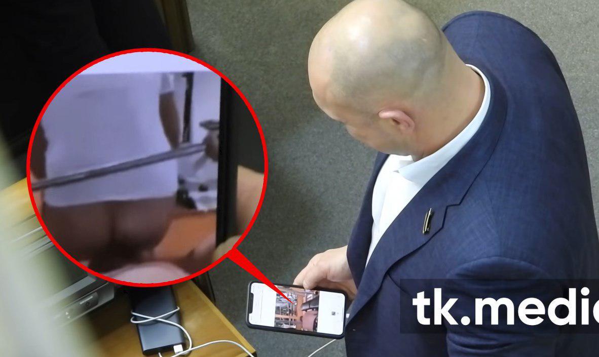Илья Кива в Раде смотрел пикантное видео - Кива депутат