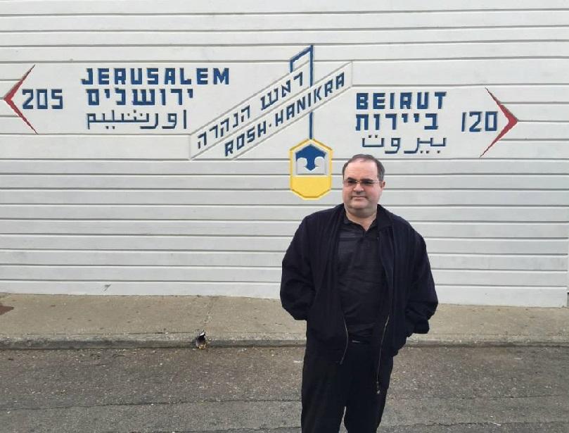 Борис Герман в Израиле