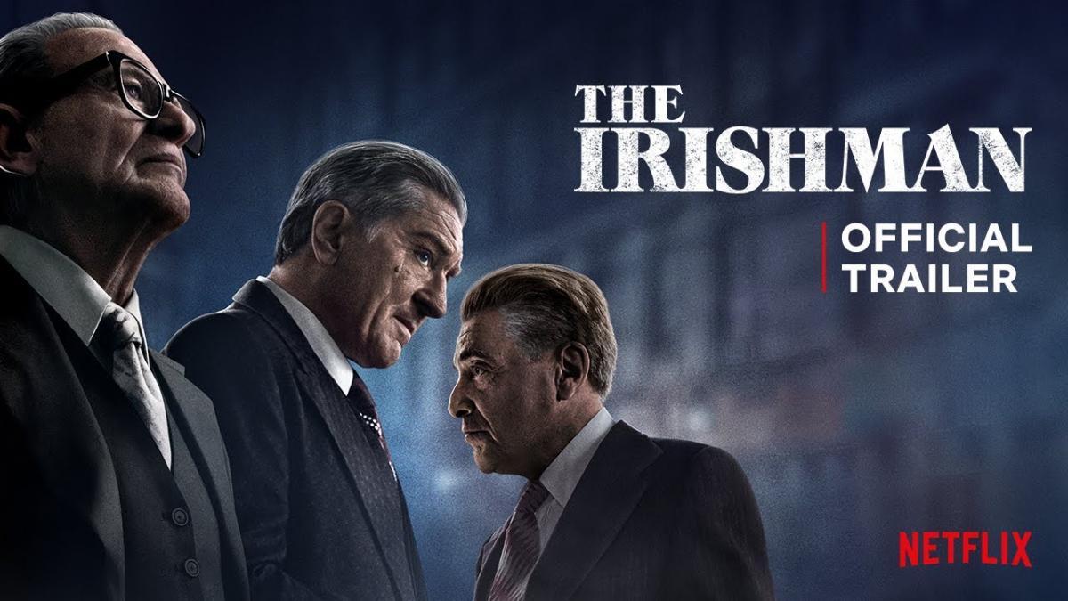 Ирландец 2019