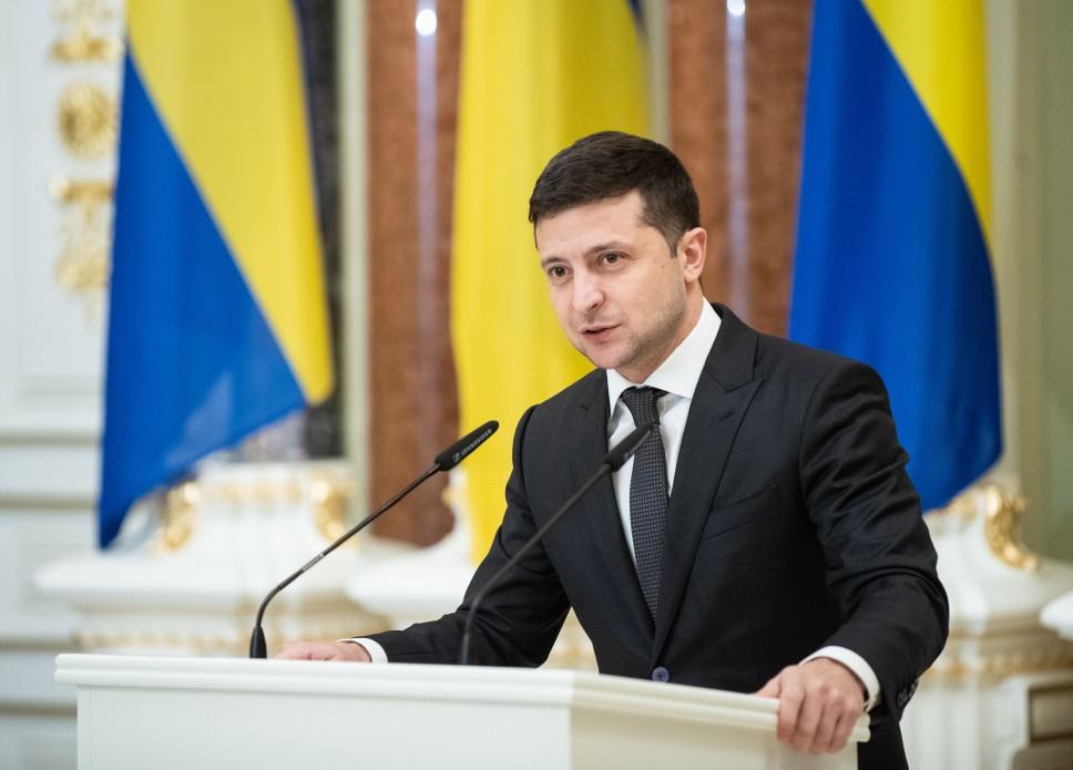 Владимир Зеленский 6 декабря поздравил защитников Украины с праздником - 6 грудня День Захисника України