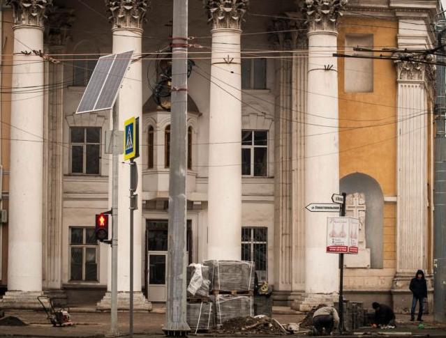 В Крыму из собора ПЦУ вынесли аппаратуру - Новости Крыма