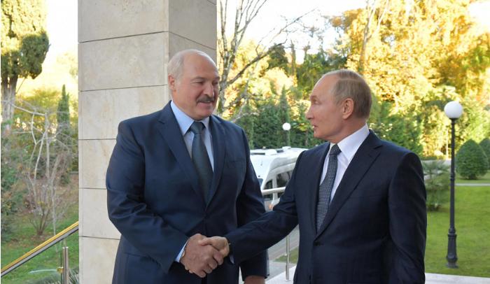 Парад в Москві - відео зафіксувало, як Лукашенко принизив Путіна