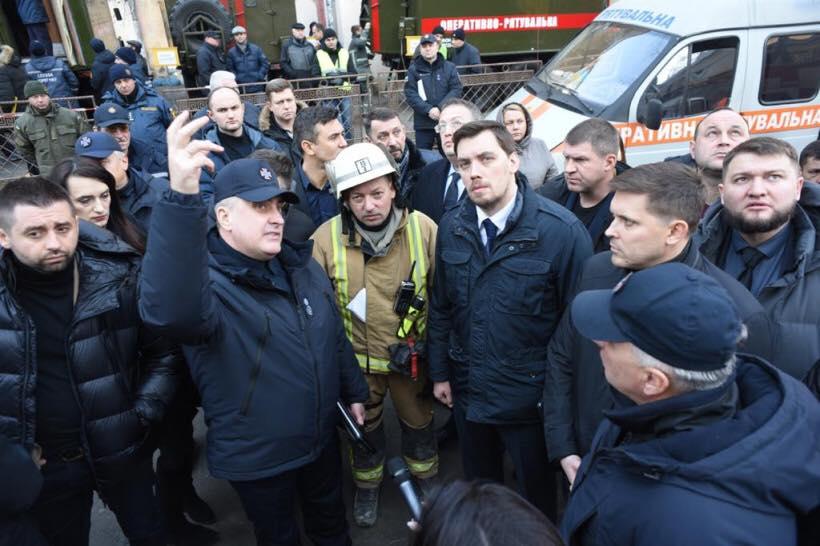 Одесский колледж не проверяли на пожарную безопасность с 2014 года – Гончарук