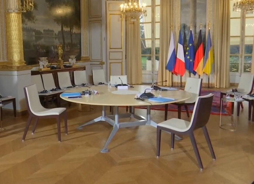 Встреча нормандской четверки в Париже: все подробности, фото, видео (обновляется)