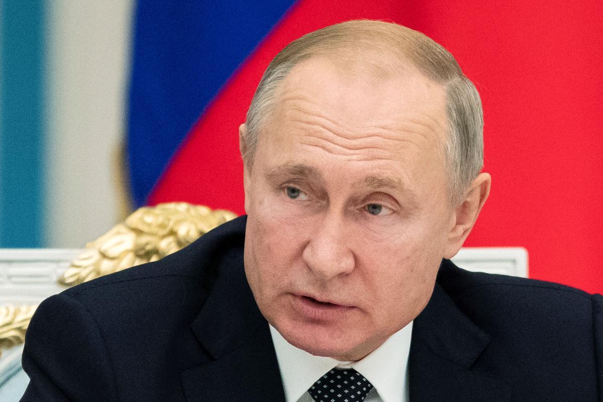 Политолог утверждает, что в Париже Владимир Путин был очень зол