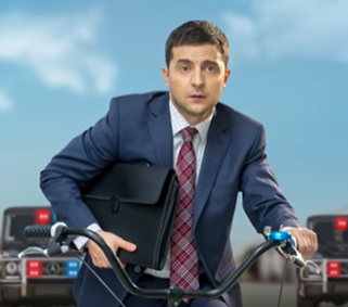 На ТНТ больше не будут показывать сериал Слуга народа - Новости России
