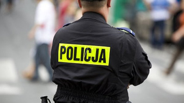 Полиция, Польша