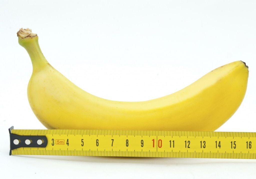 Банан, пенис