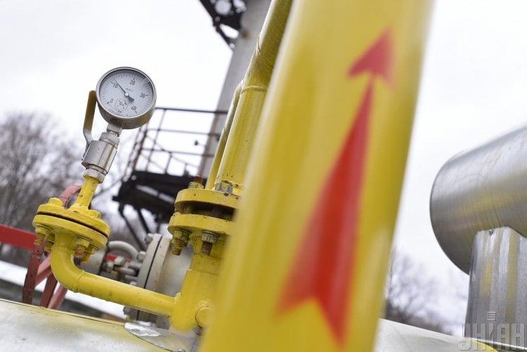 Украина решила купить у США газа больше, чем помещается в терминалы