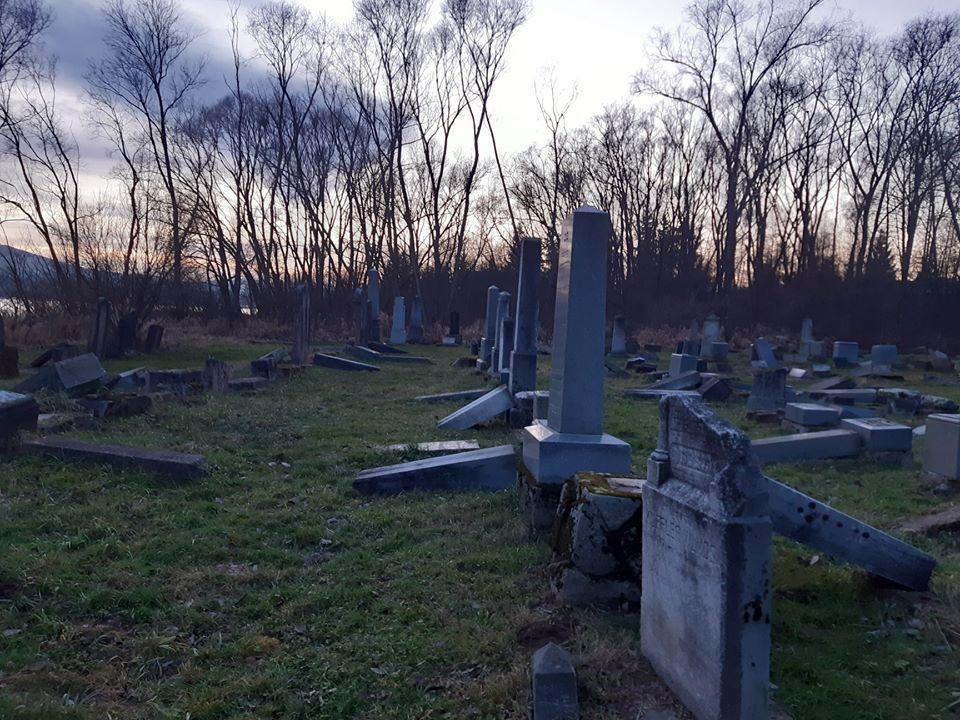 Фото facebook.com/Židovský-cintorín-Námestovo