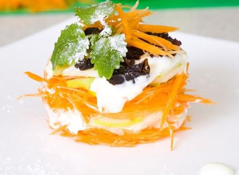 Фруктово-овочевий салат на Новий рік 2020 - Салати святкові