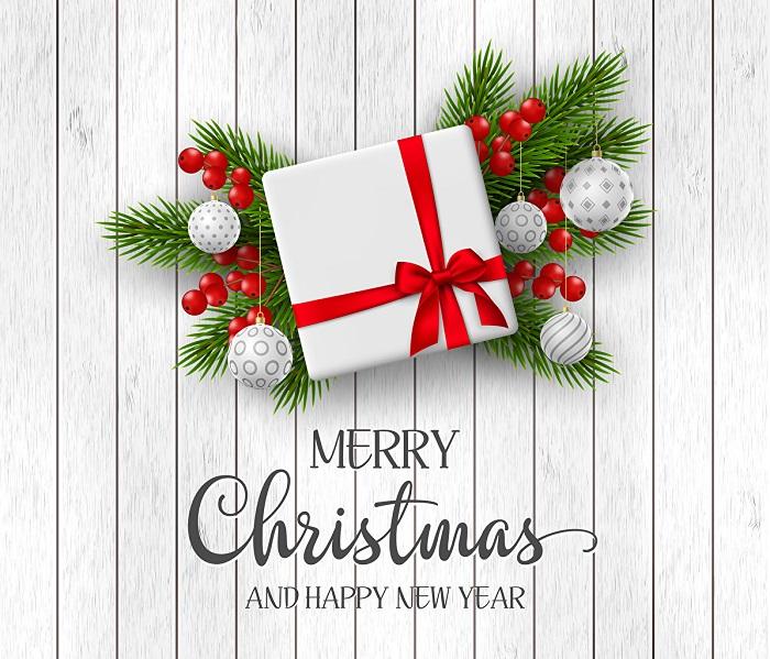 Картинки с Рождеством 2020 волшебные и мерцающие – поздравления на Рождество 2020