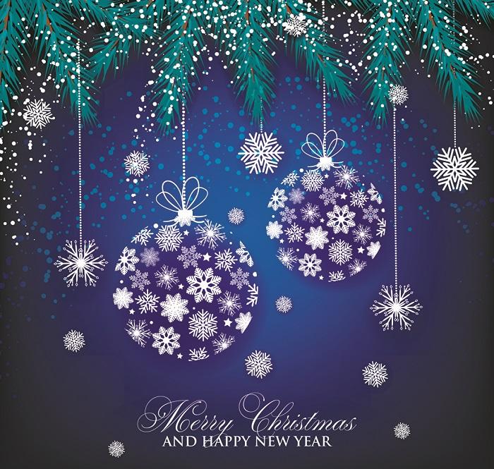 С Рождеством – открытки волшебные и поздравления короткие на Рождество 2020