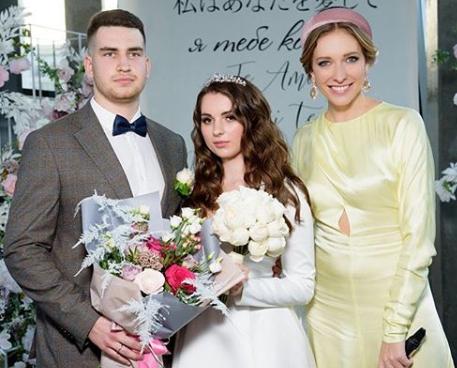 Мария-Барбара Кузьменко стала женой Виктора Тура