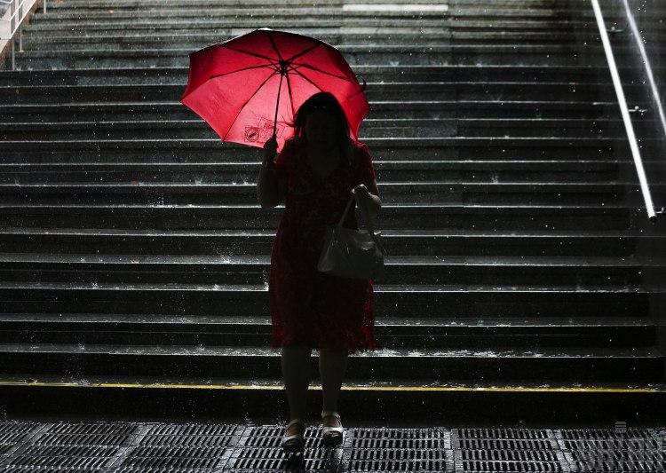 Эксперт сообщила, что циклон Ailton принес в Украину дожди - Прогноз погоды