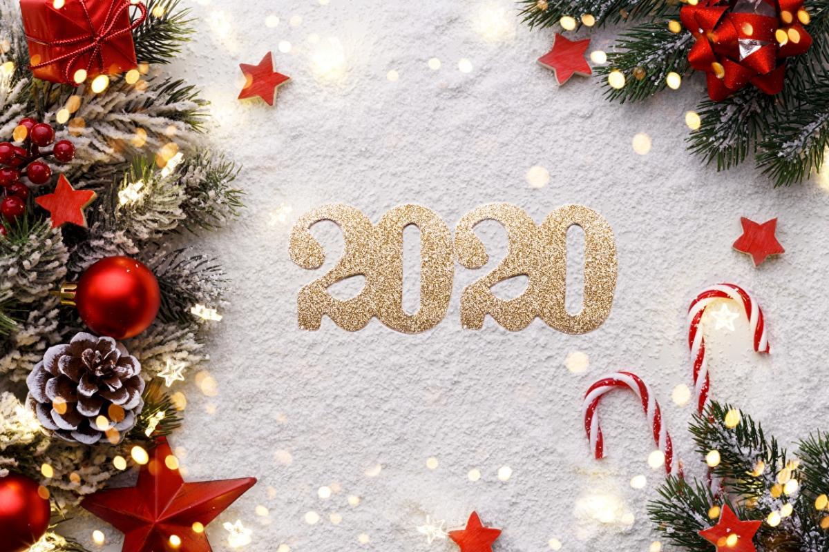 Вітання з Старим Новим роком 2020 – картинки зі Старим Новим роком та привітання своїми словами