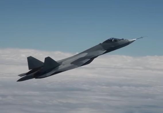 Журналисты узнали, что Су-57 могу рухнуть из-за проблемы с системой управления бортом