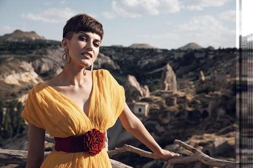Топ-модель по-украински 3 сезон: Мальвина Чукля