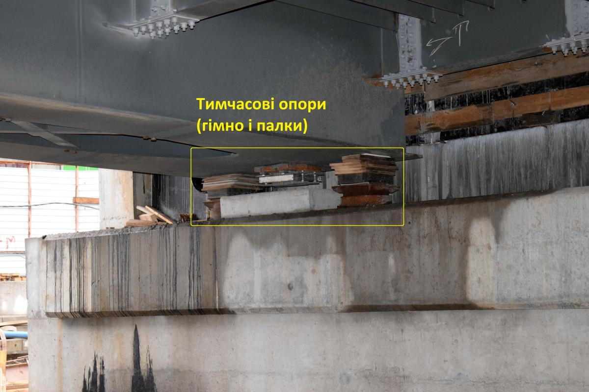 Эксперт объяснил, что не так с испытаниями Шулявского путепровода