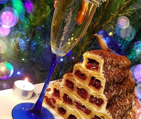 Чтобы монастырская изба получилась вкусной, нужно знать один секрет - Торт монастырская изба