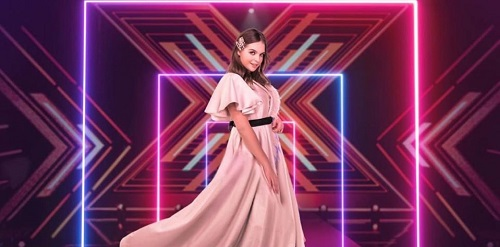 Х-Фактор 10 сезон: ЭЛина Иващенко