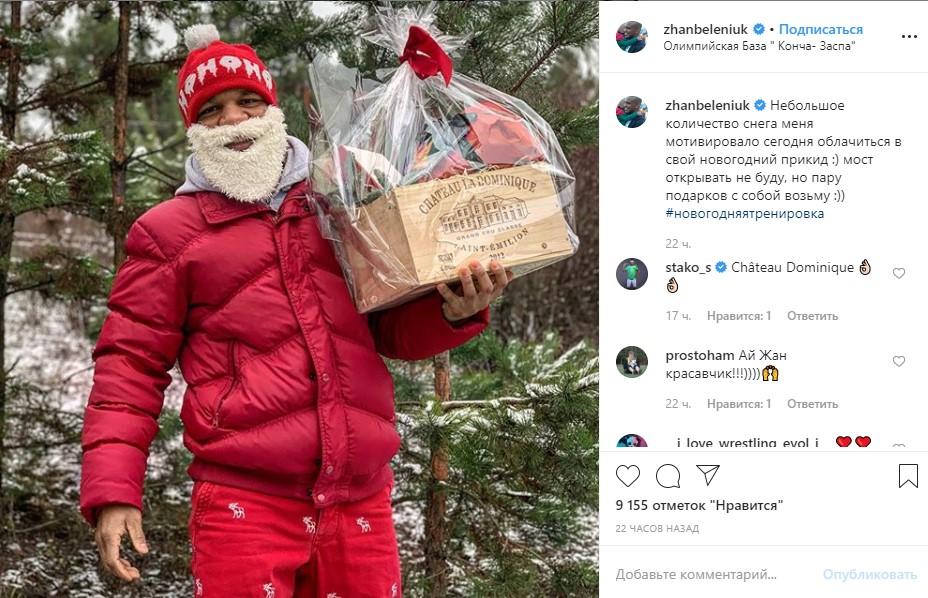 """""""Мост открывать"""": """"слуга народа"""" потроллил Кличко в костюме Деда Мороза"""