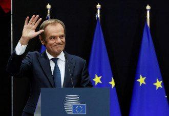 Дональд Туск полагает, что Европа обязана защитить Украину от РФ - Новости Украины