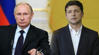 В Офисе президента ничего не знают о новой встрече Владимира Зеленского и Владимира Путина - Зеленский и Путин