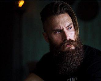 Як відростити бороду на щоках і не тільки - кращі засоби