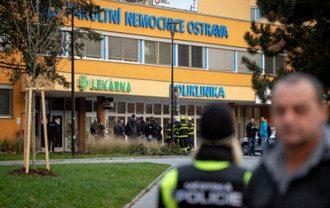Стрельба в Чехии