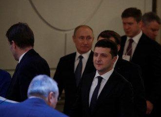 Зеленский может встртиться с Путиным