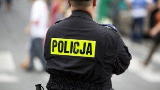Поліція, Польща