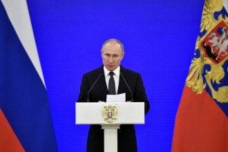 Влад Росс поделился, что Владимир Путин родился в 1950-м году в городе Очер - Путин новости