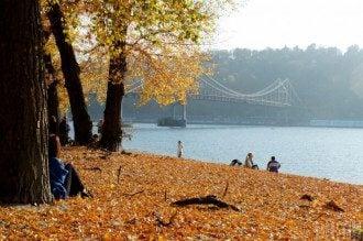 Київ, осінь