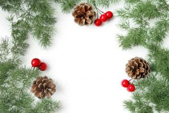 З наступаючим Різдвом – привітання з Святим Вечором та різдвяні листівки