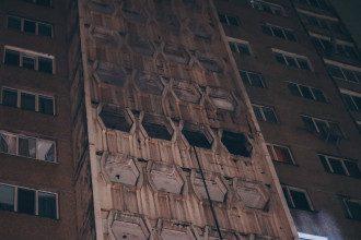 В 16-этажке на Подоле не сразу поняли, что начался пожар